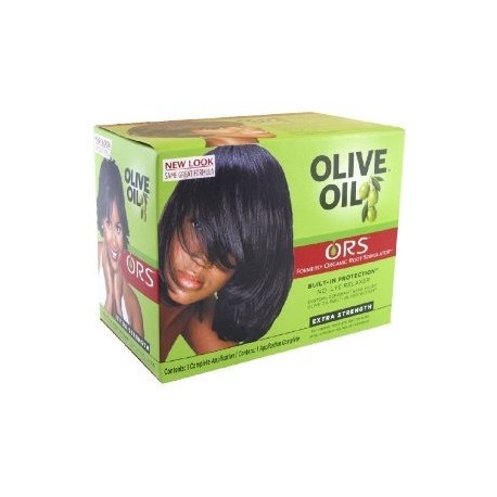 ORS OLIVE OIL RELAXER KIT