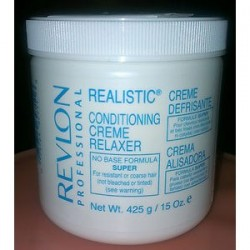 REVLON REALISTIC CONDITIONING CREME RELAXER
