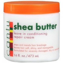 CANTU SHEA BUTTER LEAVE IN CONDITIONING REPAIR CREAM 16 FL OZ