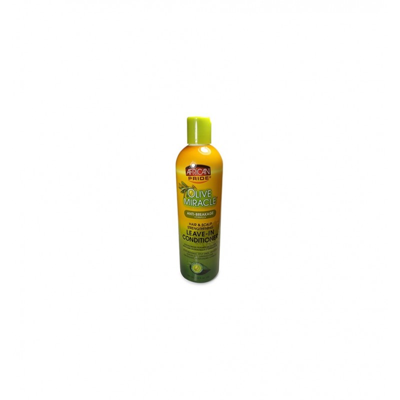 African Pride Olive Miracle Leave In Conditioner Anti