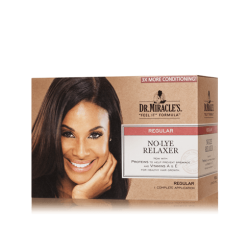 Dr. Miracle's No Lye Relaxer (Regular)