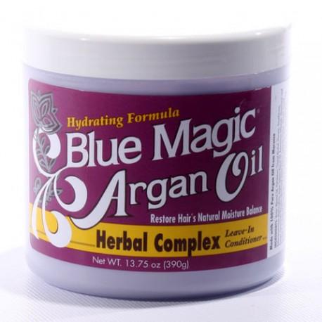 Blue Magic Argan Oil Herbal Complex Ebonyprague Cz