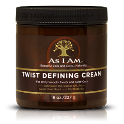 As I Am Naturally Twist Defining Cream