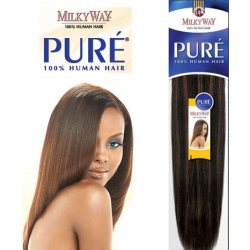 MilkyWay Pure Yaky Weave