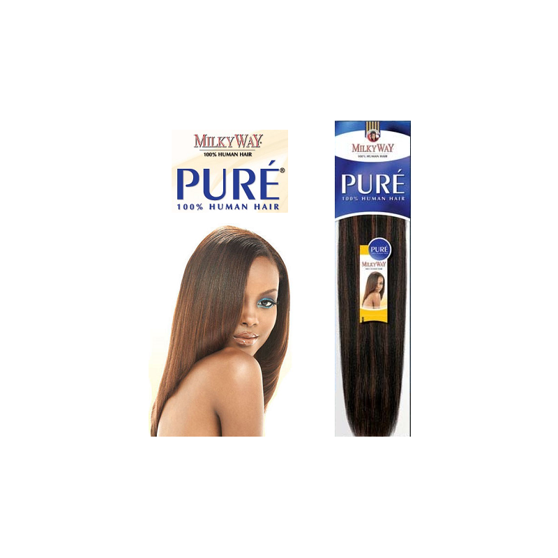 Milkyway Pure Yaky Weave 100 Human Hair Ebonyprague Hair