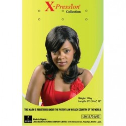 X-PRESSION SYNTHETIC WEAVE DIANA