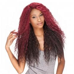TESSE - Sensationnel Empress Synthetic Lace Front Edge L Part Wig