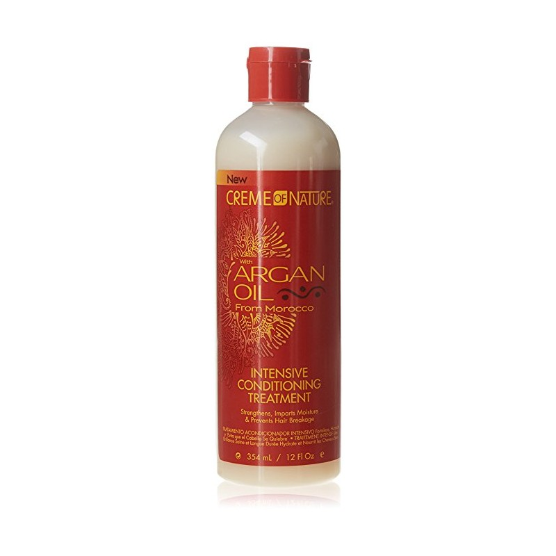 Creme Of Nature Argan Oil From Morocco Oil Treatment