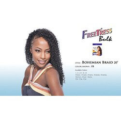 Freetress - Bohemian Braid 20''