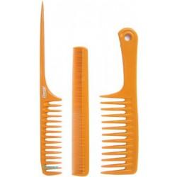 Annie - 3pcs Comb Set 83