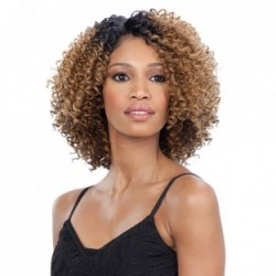 Freetress - Equal Lace Front Wig Lace Deep Diagonal Part - Flower Blossom