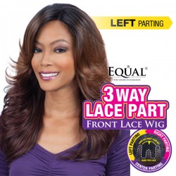 Freetress Equal - Synthetic Lace Front Wig 3 Way Lace Part - Marvel