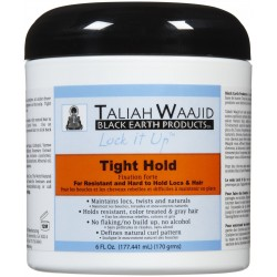 Taliah Waajid - Black Earth Products Lock It Up Tight Hold