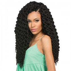 OUTRE SYNTHETIC HAIR CROCHET BRAIDS X-PRESSION BRAID CUEVANA TWIST OUT 18""