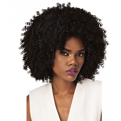 Outre Big Beautiful Hair Quick Weave Half Wig – 4A-KINKY