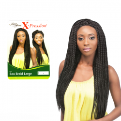 X-Pression Box Braid Large