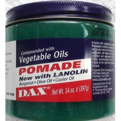 DAX Vegetable Oils Pomade