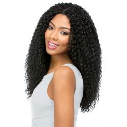 Sensationnel Empress Custom Lace Wig Beach Curl