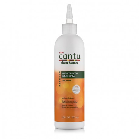 Cantu Shea Butter Refresh Apple Cider Vinegar Root Rinse