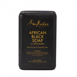 Shea Moisture African Black Soap w/ Shea Butter Acne Prone & Troubled Skin