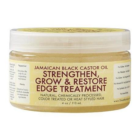 Shea Moisture Jamaican Black Castor Oil Strengthen, Grow & Restore Edge Treatment