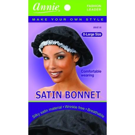 Annie Satin Bonnet