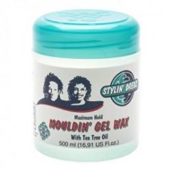 Stylin' Dredz - Mouldin' Gel Wax With Tea Tree Oil