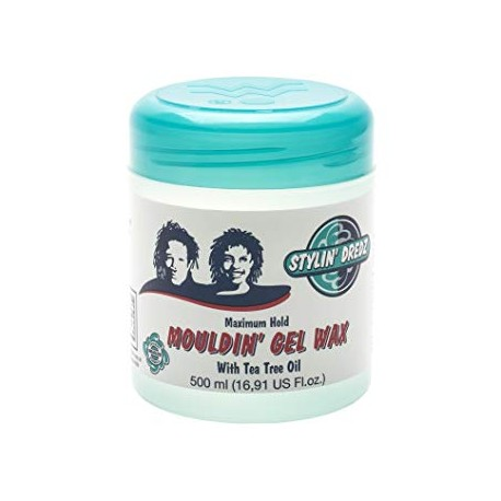 Stylin' Dredz - Mouldin' Gel Wax With Tea Tree Oil
