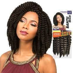 Sensationnel African Collection Bantu Braid 12''
