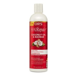 ORS HAIRepair Coconut Oil & Baobab Sulfate-Free Invigorating Shampoo