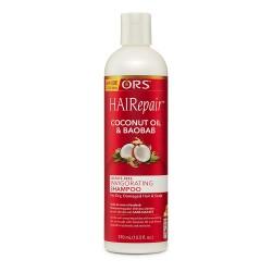 ORS HAIRepair Coconut Oil & Baobab Sulfate-Free Invigorating Shampoo