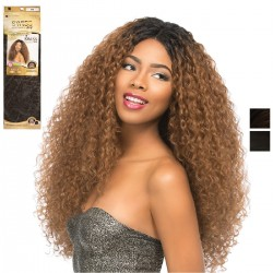 Kelly - Sensationnel Empress Lace Front Edge Synthetic Wig 4x4