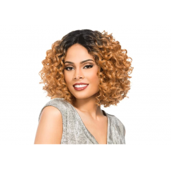 Vivica - Sensationnel Empress Lace Front Edge Synthetic Wig 4x4