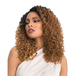 Envy Curl - Sensationnel Empress Lace Front Edge Synthetic Wig 4x4