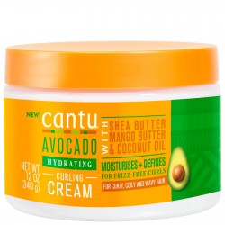 Cantu avocado curling cream