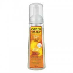Cantu Natural Hair Wave Whip Curling Mousse
