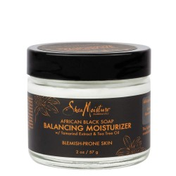 Shea Moisture African Black Soap Balancing Moisturizer