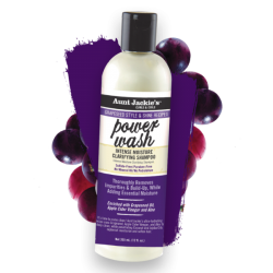 Aunt Jackie's Grapeseed Power Wash Shampoo
